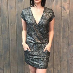 Disco Pocket Dress